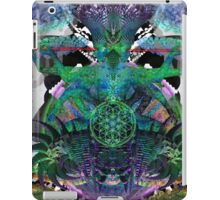 Indigo Warrior iPad Case/Skin