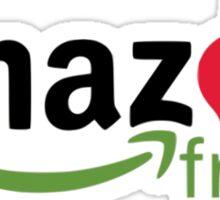 Amazon Fresh Logo Sticker