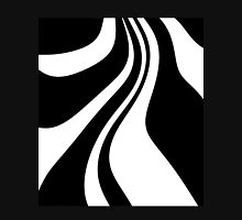 Black and white abstraction Unisex T-Shirt
