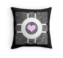 Companion style #2 Throw Pillow