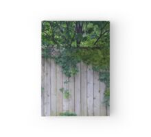 The Green Can Never Be Blocked Hardcover Journal