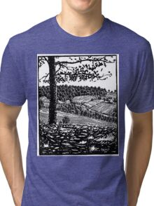 Vale and Valley Tri-blend T-Shirt