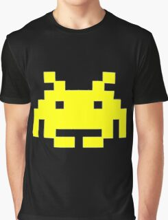Retro Video Game - Space Invaders Graphic T-Shirt