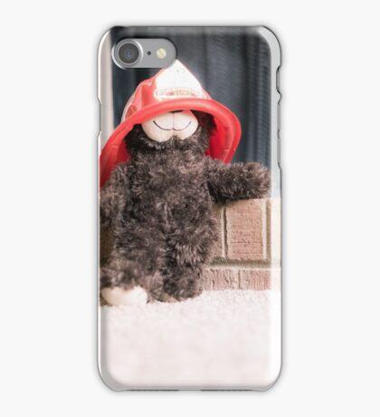Firehouse Teddy iPhone Case/Skin