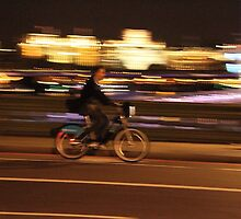 City Cycler by ShiggyClicks