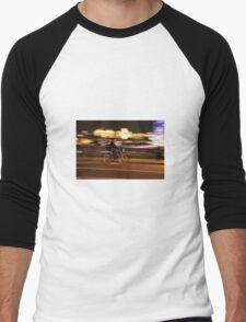 City Cycler Men's Baseball ¾ T-Shirt