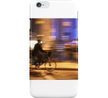 City Cycler2 iPhone Case/Skin