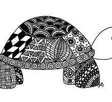 Patterned Tortoise by Iceyuk