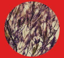 Patterns in my Winter Garden Baby Tee