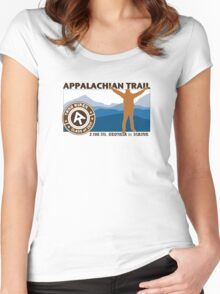 Appalachian Trail 2017! Women's Fitted Scoop T-Shirt