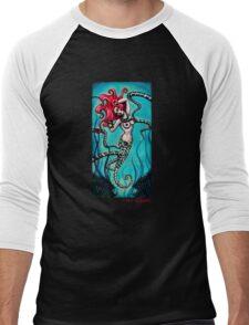 Lacey Lagoon Men's Baseball ¾ T-Shirt