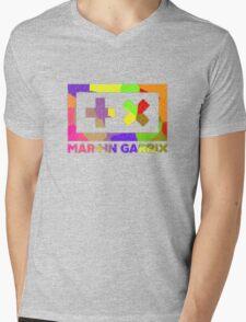 Garrix Mens V-Neck T-Shirt