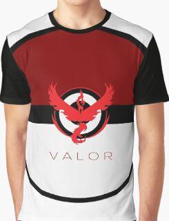 Pokemon Valor Graphic T-Shirt