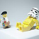 Lego Modern Art by StewNor