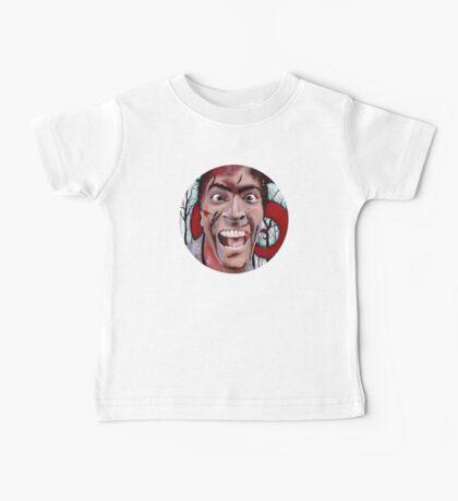 Evil Dead Ash Baby Tee