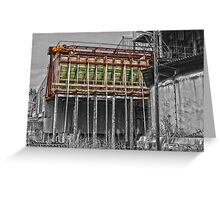 Timber Hopper Greeting Card