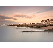 Whitstable Bay Photographic Print