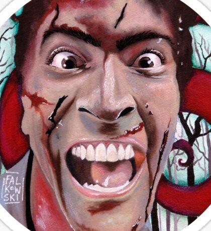 Evil Dead Ash Sticker