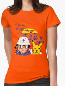 Zubat Country Womens Fitted T-Shirt