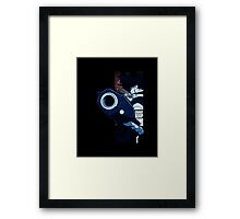 Sharp Like Spike Framed Print