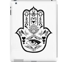 The Hamsa Hand  iPad Case/Skin