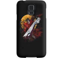 More than Blood and Guns Samsung Galaxy Case/Skin