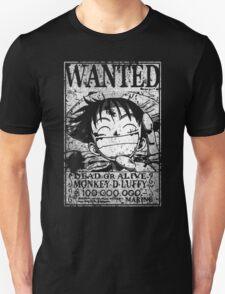 Wanted Grunge  Unisex T-Shirt