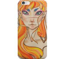 Mystical Elven Maiden iPhone 6 Case iPhone Case/Skin