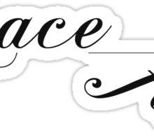 Fall from Grace Sticker