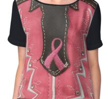 Awareness Chiffon Top