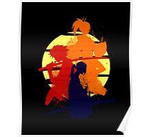 Awesome Samurai Showdown Poster