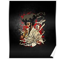 The Puffy Samurai Poster