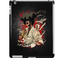 The Puffy Samurai iPad Case/Skin