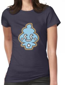 Tierno's Vanillite Print Womens Fitted T-Shirt