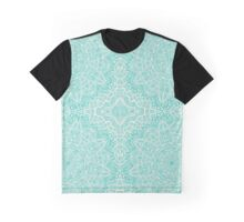 Mandalas Pattern Graphic T-Shirt