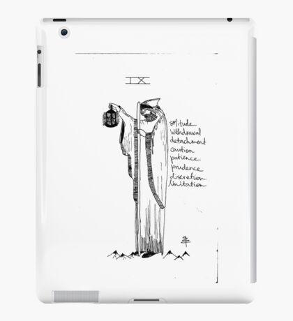 Hermit Tarot iPad Case/Skin