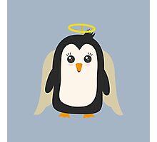 Penguin Angel   Photographic Print