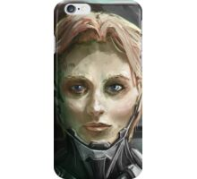 Hostile Realms - Captain Kass iPhone Case/Skin