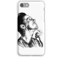 Andrew Scott Scribble iPhone Case/Skin