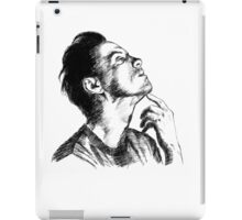Andrew Scott Scribble iPad Case/Skin