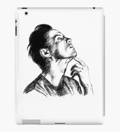 Andrew Scott Scribble iPad Case/Skin