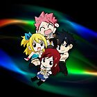 Fairy Tail - Chibilette by coffeewatson