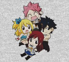 Fairy Tail - Chibilette Kids Clothes