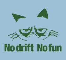 No drift No fun (5) Baby Tee