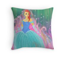Our Princess of a NEW AGE Throw Pillow