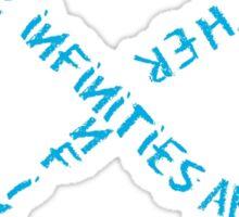 Some Infinities.... Sticker