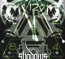Shadow's Claim - Sworn To Silence 2.0 Tee (Black) by OhighO76