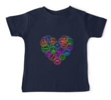 Stamps Baby Tee