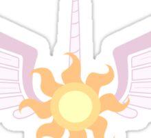 Princess Celestia Symbol Sticker