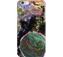 Galactic Conversation iPhone Case/Skin
